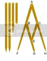 Bí ẩn Tỉ lệ Vàng Ф : Mật mã của vũ trụ - Phần 4 - www.toantrunghoc.com (Ảnh 11)