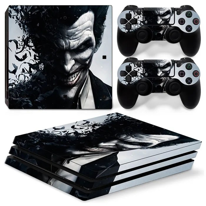 PS4 Pro Playstation 4 Pro Console Skin Decal Sticker The