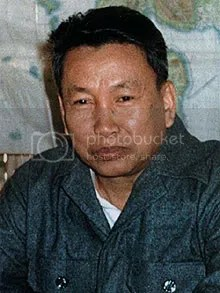 K. Leader Pol Pot