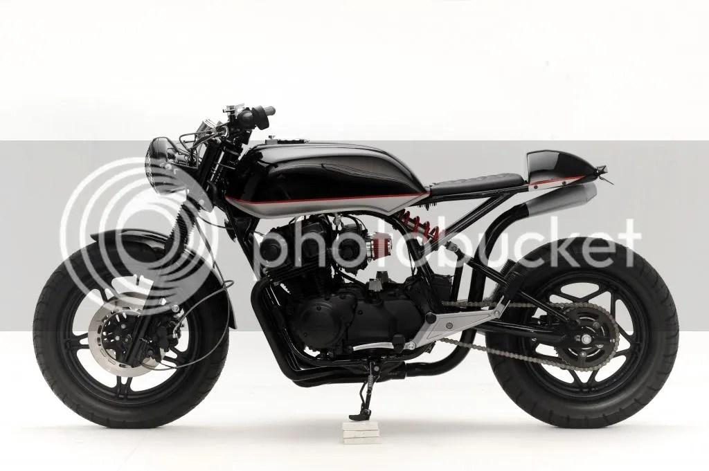 1982 Honda CB750 'Convertible' - Steel Bent Customs