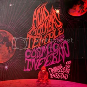 ACID MOTHERS TEMPLE & THE COSMIC INFERNO - Ominous From The Cosmic Inferno CD