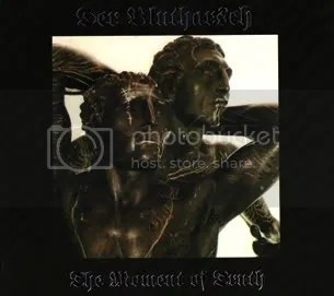 DER BLUTHARSCH - The Moment Of Truth CD