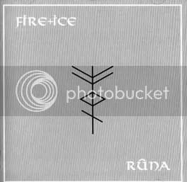 FIRE + ICE - Runa CD