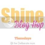 Co-Hosting the SHINE Blog Hop