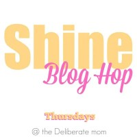 SHINE Blog Hop #16