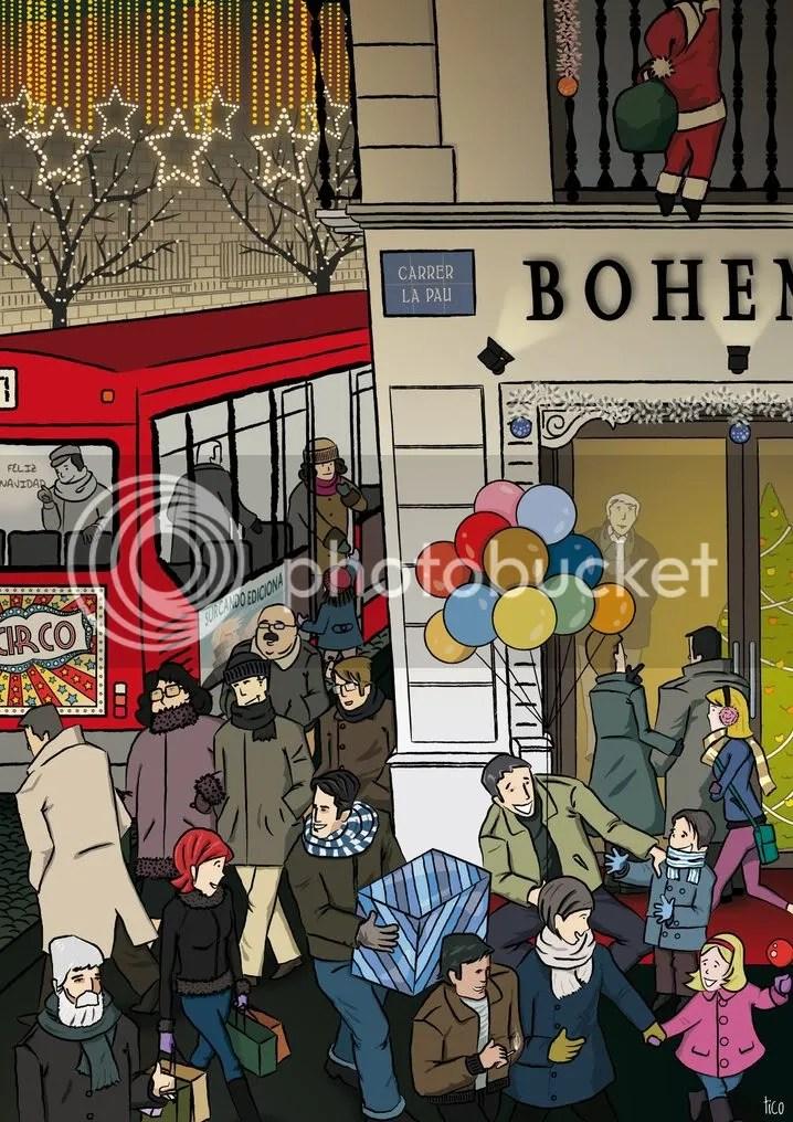 Ilustración de Vicente Mateo Serra