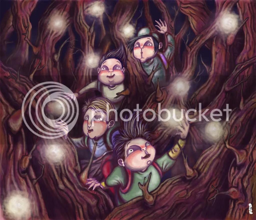 Ilustración de Jesús Prieto Revuelta