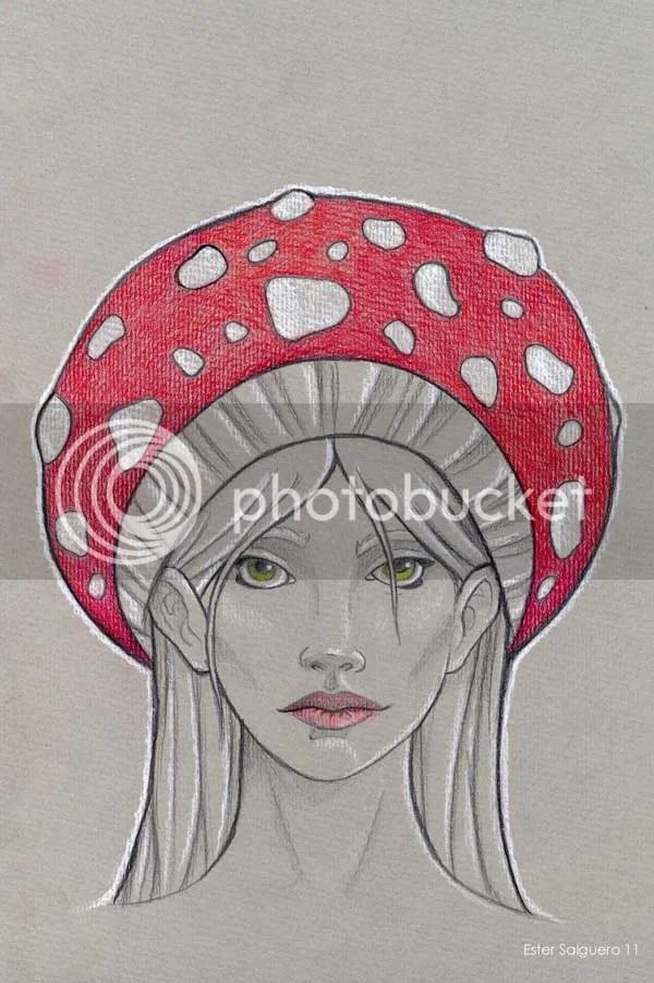 Ilustración de Ester Salguero