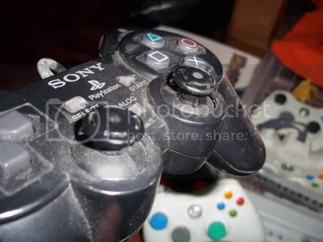 Image result for broken ps2 controller