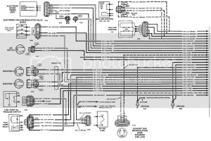 NATC Forum  454 SS wiring diagram