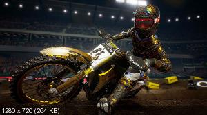 3d1bd1ff94f74581f887cfee58f97ac2 - Monster Energy Supercross 1+2: The Official Videogame Switch NSP