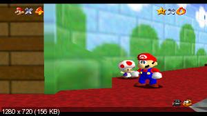 35bc3490363b28cb6a23560dfbfba228 - Nintendo 64: Super Mario 64 + Legend of Zelda Switch NSP