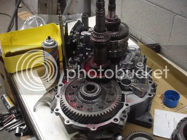 Transmission 99 Acura Tl Recall