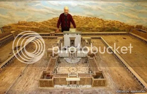 Mô hình Đền thờ Jerusalem
