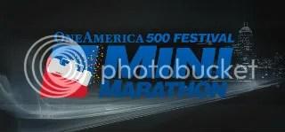 OneAmerica 500 Festival Mini Marathon, Indianapolis, IN