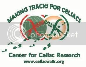 Making Tracks for Celiacs 5K Race