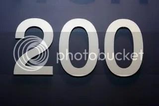 200 MILES!