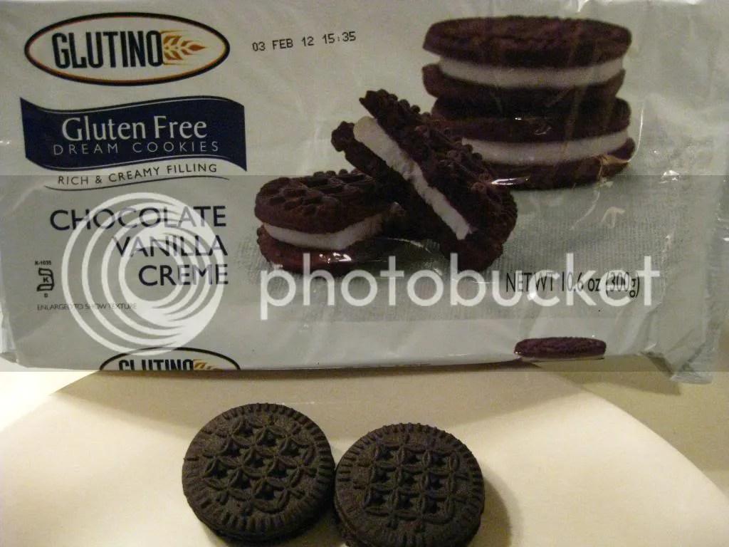 Gluten Free Creme Cookie