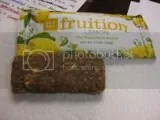 PROBAR Lemon Fruition Snack Bar