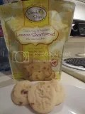 Simply Shari's Gluten-Free and Fabulous Lemon Shortbread Bite Size Cookies