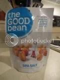 The Good Bean Sea Salt Roasted Chickpea Snacks