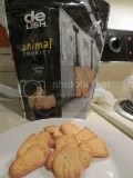 DR Delish Gluten-Free Animal Cookies