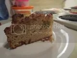 A wedge of Gluten-Free Irish Soda Bread baked from a box of Glutino's Gluten Free Pantry Brown Rice Pancake & Waffle Mix