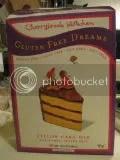 Cherrybrook Kitchen Gluten-Free Dreams Yellow Cake Mix