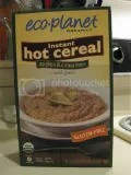 Eco-Planet Gluten-Free Apples and Cinnamon Instant Oatmeal