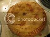 Katz Gluten-Free Apple Pie (thawed)