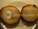Katz Gluten-Free English Muffin (halved and toasted)