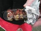 Lärabar Über Cherry Cobbler (unwrapped)