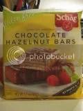 Schär Chocolate Hazelnut Bars