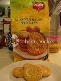 Schär Shortbread Cookies