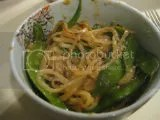 Snapdragon Pan-Asian Cuisine Hunan Sweet & Sour Rice Noodle Stir-Fry