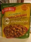 Tasty Bite Chunky Chickpeas