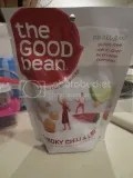 The Good Bean Smoky Chili and Lime Chickpea Snack