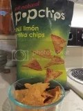 Popchips Chili Limòon Tortilla Chips