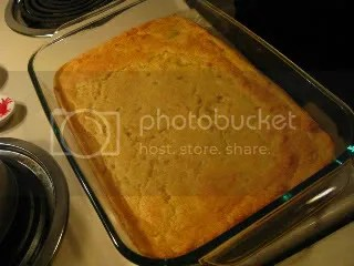 Gluten-Free Corn Spoon Bread