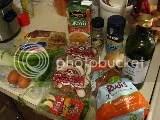 Ingredients for Gluten-Free Hazelnut Sage Stuffing