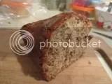 Bittersweet Gluten Free Bakery's Half Loaf of Banana Walnut Bread