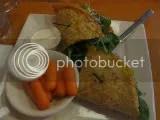 Isaac's Gluten-Free Larkspur Sandwich