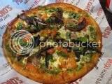 Uncle Maddio's Gluten-Free Portobello Pesto Pizza