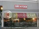 Zoë's Kitchen, Louisville, Kentucky