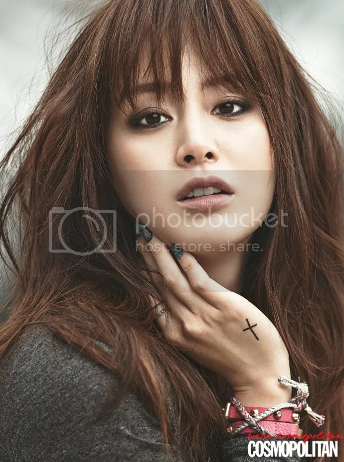 Kim Tae Hees Berlin Pictorial For Cosmopolitan Koreas