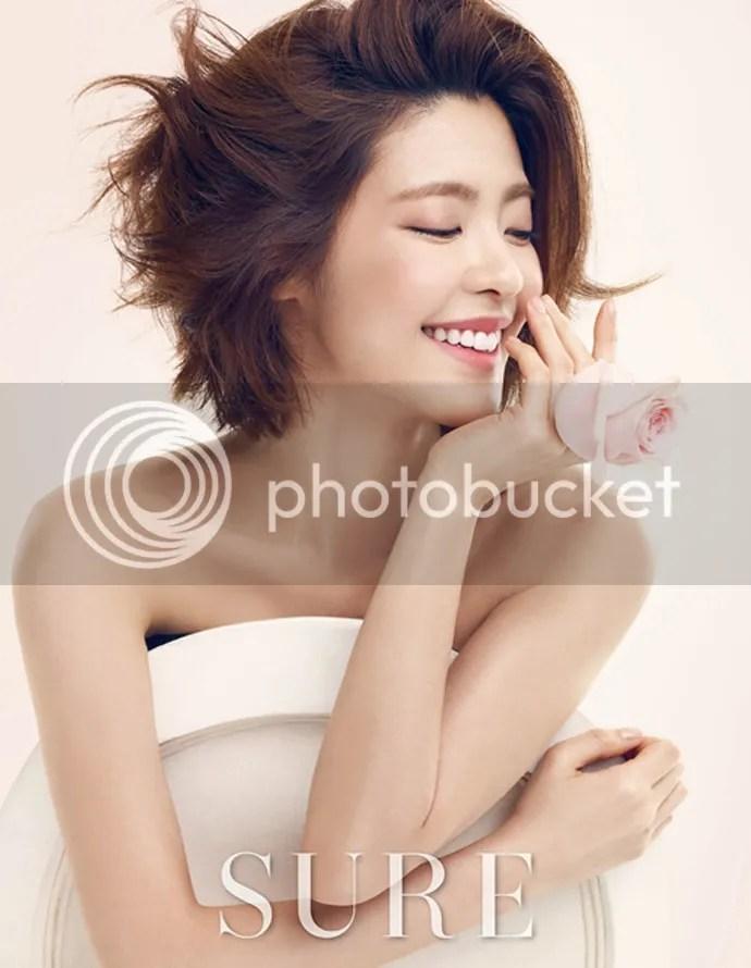 Lee Yoon Ji Is Exquisitely Seductive In SUREs April 2014