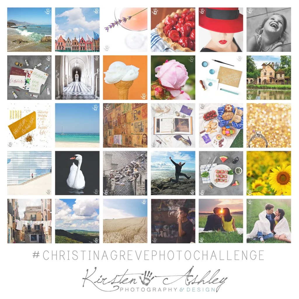 Kirsten Ashley Photography & Design | Christina Greve Photo Challenge July-August 2014