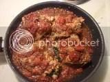 breast pan sauce