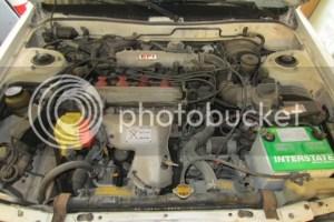 1989 Camry engine swap 3SFE to 5SFE  Toyota Nation