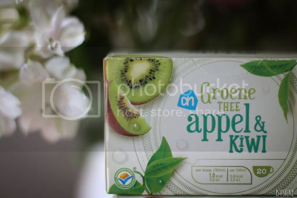 Albert Heijn thee Appel kiwi
